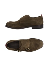 Attimonelli's Loafers Military Green