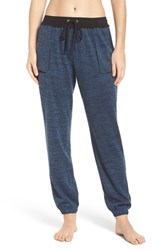 Kensie Women's Jogger Pants Twilight Blue