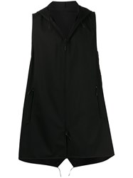 Y 3 Drawstring Hem Hooded Vest 60