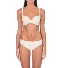 Passionata Dream Underwired T Shirt Bra Cappucino