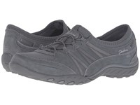 Skechers Active Breathe Easy Easy Moneybags Charcoal Women's Shoes Gray