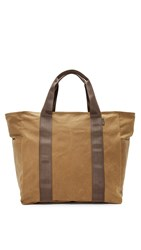 Filson Grab N Go Large Tote Brown