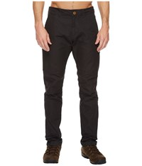 Fjall Raven Sormland Tapered Trousers Dark Grey Men's Casual Pants Gray