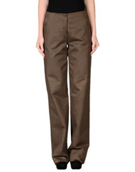 Pinko Casual Pants Khaki