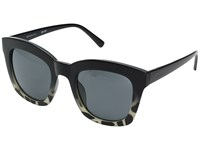 San Diego Hat Company Bsg1003 Thick Frame Sunglasses With Solid Tint Lenses Black Fashion Sunglasses