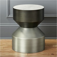Cb2 Silo Tall Side Table