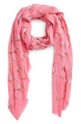 Kate Spade Women's New York Camel March Scarf