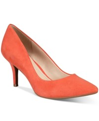 Alfani Women's Step 'N Flex Jeules Pumps Only At Macy's Women's Shoes Sunstone
