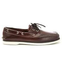 Menlook Label Luke Brown Boat Shoes