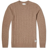 Wood Wood Denton Sweater Praline
