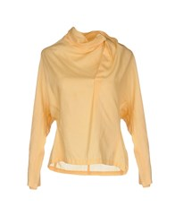 Cnc Costume National Blouses Apricot