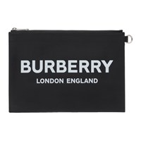 Burberry Black Small Logo Pouch