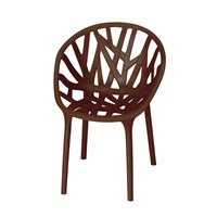 Vitra Vegetal Chair Chocolate