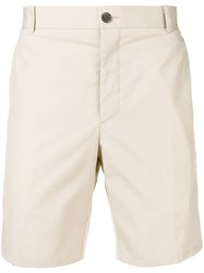 Thom Browne Typewriter Cloth Short Neutrals