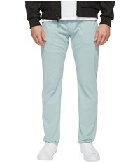 Ag Adriano Goldschmied Graduate Tailored Leg Pants In Steel Blue Steel Blue Men's Casual Pants