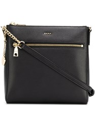 Donna Karan Briant Shoulder Bag Black