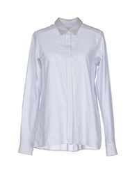 Mauro Grifoni Shirts Shirts Women Light Grey