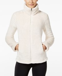 Ideology Luxe Faux Fur Jacket Only At Macy's Vanilla Cream