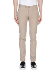 0 Zero Construction Casual Pants Beige