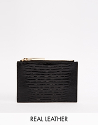 Whistles Coin Purse In Black