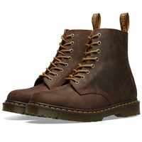 Dr. Martens 1460 Wax Commander Boot Made In England Brown
