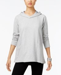 Styleandco. Style Co. Hooded Sweatshirt Only At Macy's Light Heather Grey
