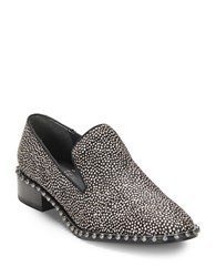 Adrianna Papell Prince Textured Loafers Animal