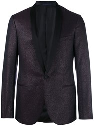 Lanvin Shiny Blazer Pink Purple