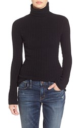 Women's Free People Ribbed Turtleneck Sweater
