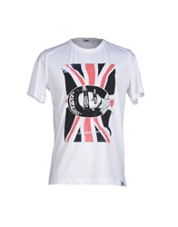 Dress Code Topwear T Shirts Men White