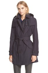 Women's Burberry Brit 'Fenstone' Single Breasted Trench Coat