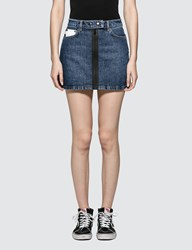 Fiorucci Lily Front Button Skirt