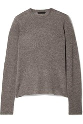 Atm Anthony Thomas Melillo Cashmere Sweater Brown