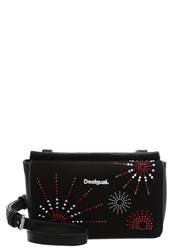Desigual Dallas Blackstar Across Body Bag Black