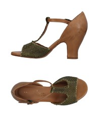 Latitude Femme Sandals Military Green