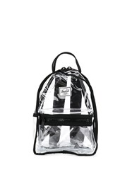 Herschel Supply Co. Logo Patch Transparent Backpack 60