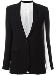 Each X Other Shawl Lapel Blazer Black
