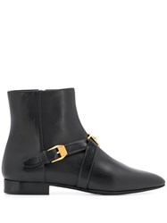 Versace Buckled Ankle Boots 60