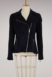 The Row Paylee Jacket Navy