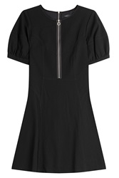 Marc By Marc Jacobs Dress With Zipper Black