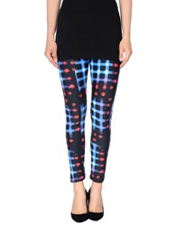 P.A.R.O.S.H. Trousers Leggings Women Blue