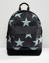 Mi Pac Stars Xl Backpack Black Black