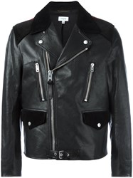 Coach 'Mashup' Jacket Black