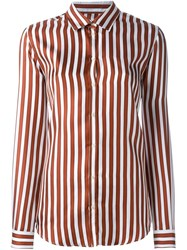 Massimo Alba 'Marget' Shirt Red