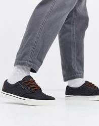 Etnies Jameson 2 Eco Trainers In Charcoal Grey