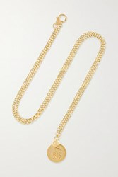 Foundrae 18 Karat Gold Necklace