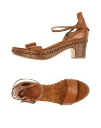 Fru.It Footwear Sandals Women Brown