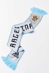 Adidas Originals World Cup Argentina Soccer Scarf Blue Multi