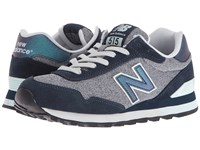 New Balance Wl515 Galaxy Suede Mesh Women's Classic Shoes Gray