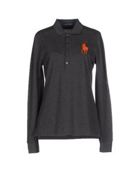 Ralph Lauren Topwear Polo Shirts Women Lead
